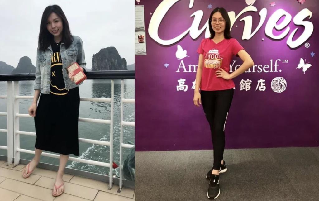Curves,可爾姿,塑身,減 脂,減肥,女性 健身,運動 減肥,健身房,體態 雕塑